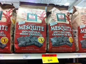 Nature's Grilling Mesquite Charcoal