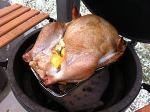 Turkey Cookin'